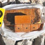 Gjendet 6 kg tritol në një kodër të Sarandës