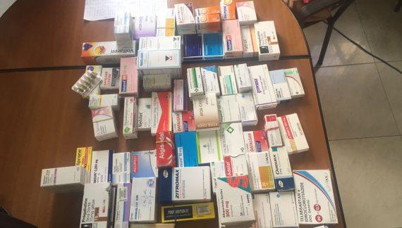 Gjirokastër, gruaja nga Dropulli kapet me ilaçe kontrabandë