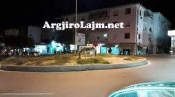 FOTO LAJM nga Gjirokastra/ Gomari për 'jetë nate' në '18 Shtatori'