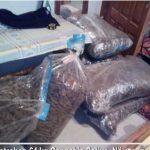 S'ka të sosur kanabisi në Memaliaj, zbulohet 64 kg në një banesë, arrestohet i zoti (Emri)