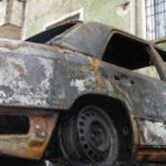 Digjet një makinë në Tepelenë, policia jep detaje për ngjarjen