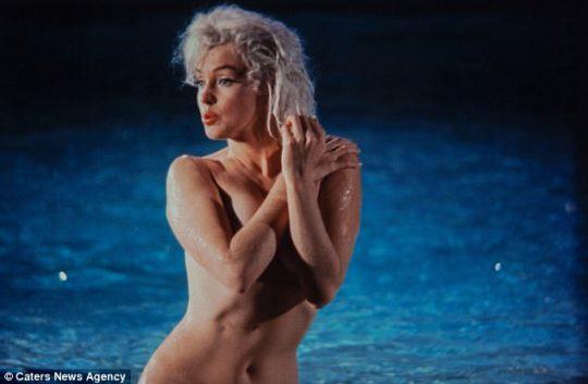 Dalin në ankand fotot nudo të Marilyn Monroe me vlerë 35 mijë dollarë