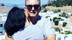 FOTO/ Ish–deputeti socialist martohet me psikologen e njohur pas divorcit