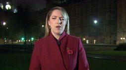 VIDEO/ Dëgjohen rënkime seksi ndërsa gazetarja raportonte nga parlamenti