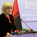 Lindita Nikolla e konfirmon, shkrihet Drejtoria Arsimore Gjirokastër