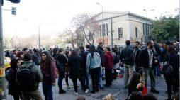 """Athinë, akte dhune në protestën për """"17 nëntorin"""""""