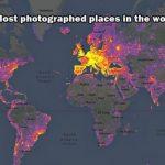 Vendet më të fotografuara në botë, ja ku renditet Shqipëria