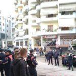 Del VIDEO e dhunës ndaj arbitrave në Gjirokastër, policia bën sehir si goditet makina e gjyqtarëve