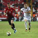 Shqipëria mund 3 me 2 Turqinë në Antalia