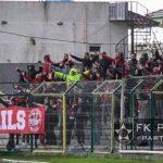 """U shpartalluan në Gjirokastër, ky është reagimi i ashpër i """"Ultras Guerrilsave"""" për Partizanin"""