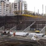 VIDEO/ Shihni se çfarë po ndodh gjatë ndërtimit të stadiumit 'Arena Kombëtare'