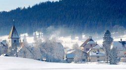 'Çmendet' moti, temperatura deri minus 23.4 gradë në Zvicër