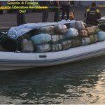 Drogë për vitin e ri, kapet gomonia shqiptare, arrestohen tre skafistë