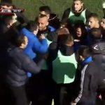 3 me 0 pjesa e parë, festë në Gjirokastër, shpërbëhet Partizani