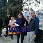 Ku gabojnë banorët e pallatit që po rrezohet me kryebashkiaken Zamira Rami
