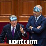 Marrëveshja e detit me Greqinë, plas gallata në rrjet (FOTO)