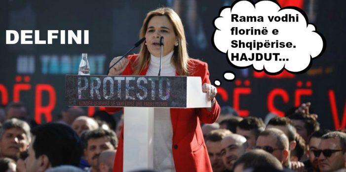 Protesta, plas gallata në rrjet (FOTO)