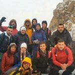27 alpinistë nga Gjirokastra ngjiten në Malin e Skënderbeut, mungon Zamira Rami (VIDEO)