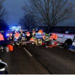 Aksident me autobus, tre të vdekur dhe 45 të plagosur