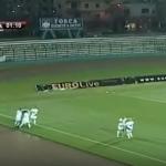 Luftëtari në avantazh ndaj Teutës, Shkurtaj shënon 1 minutë pas fillimit të ndeshjes