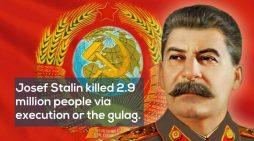 25 diktatorët më vdekjeprurës të historisë. A është edhe Enver Hoxha? Shihni VIDEON