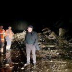 Bllokohet rruga Gjirokastër-Tepelenë, rrëshqitje dherash te 'Shkalla e Zezë'