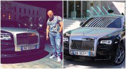 Lëviz në rrugë me makinë 500 mijë euro-she, kush është djali i biznesmenit të fuqishëm shqiptar?