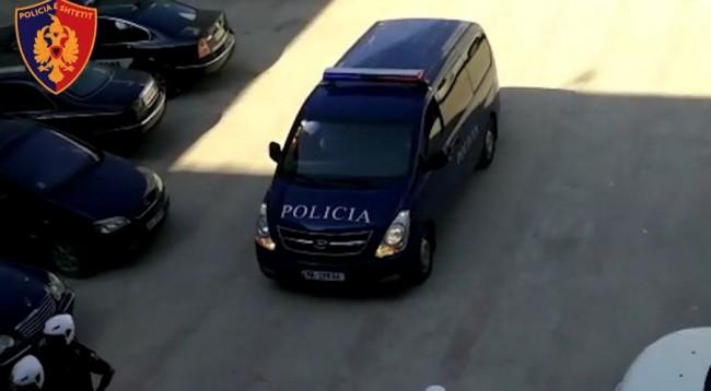 Operacion në jug, dy persona në prangat e policisë. Sekuestrohen 100 doza lëndë narkotike