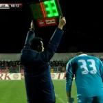 Ndeshja në Vlorë, Luftëtari kalon në avantazh me gol të Shkurtajt