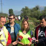 Gjirokastër, Zamira Rami injoron aksionin e pastrimit, Çuçi i tërheq vëmendjen