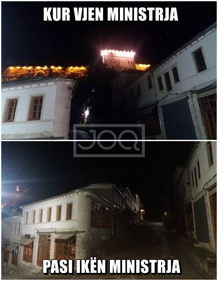 Pse nuk ndriçon gjithmonë Kalaja e Gjirokastrës?  'JOQ' zbulon arsyen…