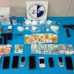 Shkatërrohet banda shqiptare e drogës në Athinë, arrestohen 5 persona