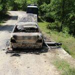 Digjen gjatë natës tre automjete, zjarri ka qenë i qëllimshëm