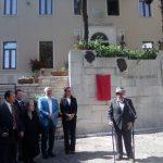 Vizita e presidentit Meta në Gjirokastër, nderohet doktor Vasil Laboviti (FOTO)