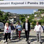 Asgjë e re nga Panairi i Punës në Gjirokastër, bizneset flasin me gjuhën e Ramës: Punë ka, por duhen profesionistë (VIDEO)