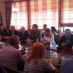 Ministri Blendi Klosi takim në Universitetin e Gjirokastrës: Si të forcojmë më tej politikat e hapura në mjedis