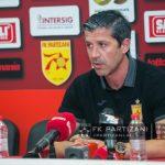 Trajneri i Partizanit: Luajmë gjithë kartat në Gjirokastër