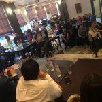 Gjirokastër, deputetët e PS-së bëjnë takime në Lazarat (FOTO)