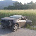 Aksident në Gjirokastër, 4 të plagosur te 'Ura e Kardhiqit' (FOTO)