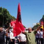 PD jep shifrat, ja sa protestues kanë mbërritur nga Gjirokastra