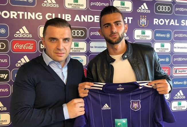 Futbollisti i Luftëtarit është pa fat, ja çfarë i ka ndodhur ekipit të ri të Kristal Abazajt