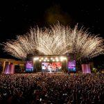 FOTO sa mijëra fjalë, Rita Ora koncert madhështor në Tiranë