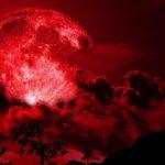 Bëhuni gati për nesër,do të 'përgjaket' Hëna…