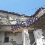 Thirrje për ndihmë nga Gjirokastra, rrezikon shembjen banesa e familjes Dudumi (FOTO)