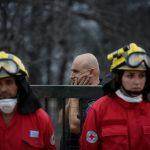 Deri më tani/ 4 shqiptarë të plagosur, një i vdekur nga zjarri apokaliptik në Athinë