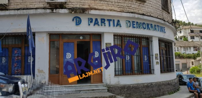 'Antena', PD Gjirokastër i ngre këngë Tritan Shehut si kundërpërgjigje ndaj Tërmet Peçit