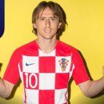 Modriç shpallet lojtari më i mirë i Botërorit