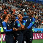 Franca shkon në finale të Botërorit