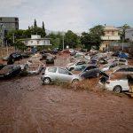 Athina sërish në emergjencë, pas zjarrit radha e përmbytjeve. Shihni çfarë ka ndodhur sot (FOTO)