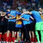 Ndeshje dramatike, por Kroacia kualifikohet në çerekfinale